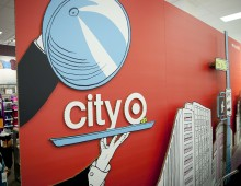 City Target Opening